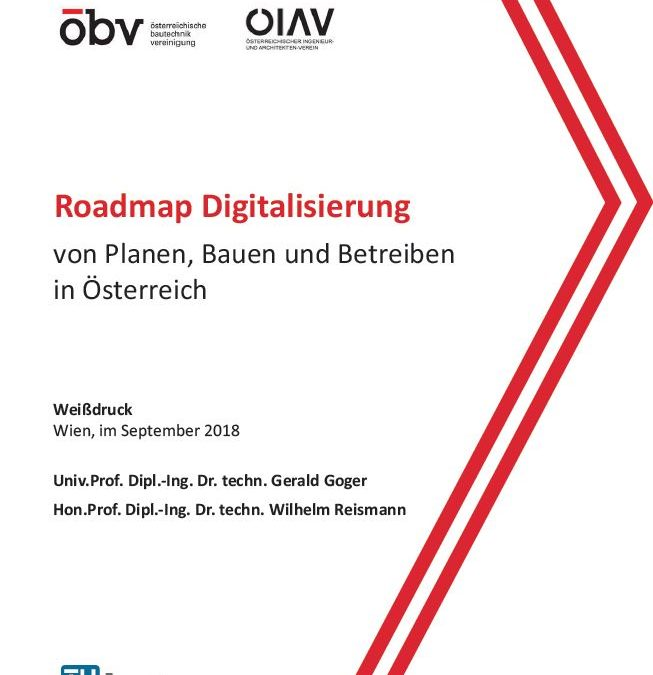 Roadmap Digitalisierung