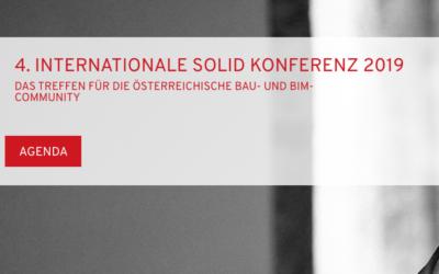 SOLID BIM Konferenz (19. September 2019)